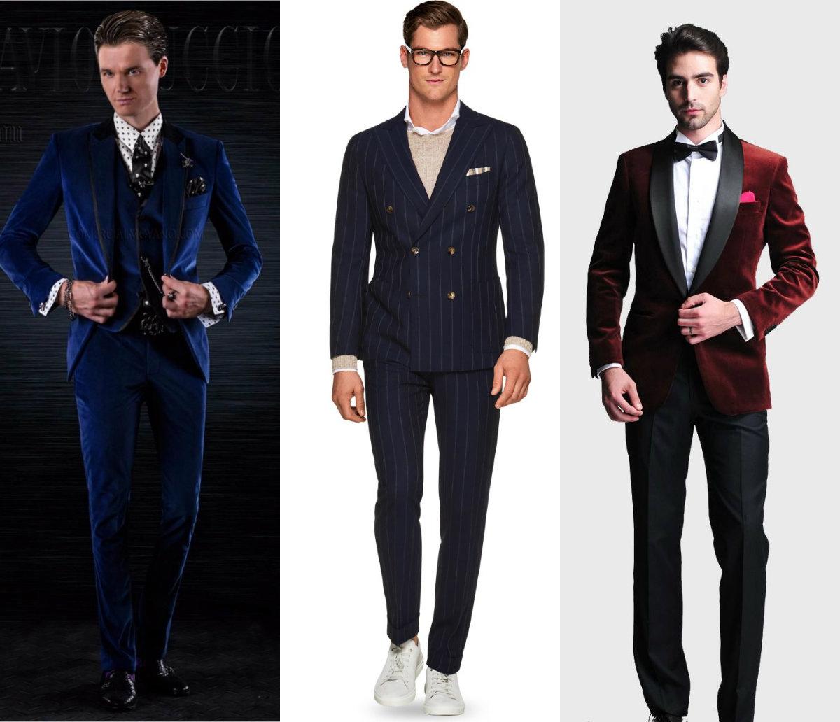 Мужская мода 2019 : деловой стиль