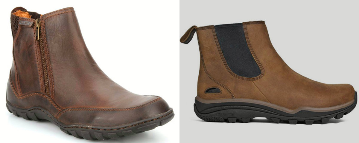мужские ботинки 2018: утепленные модели