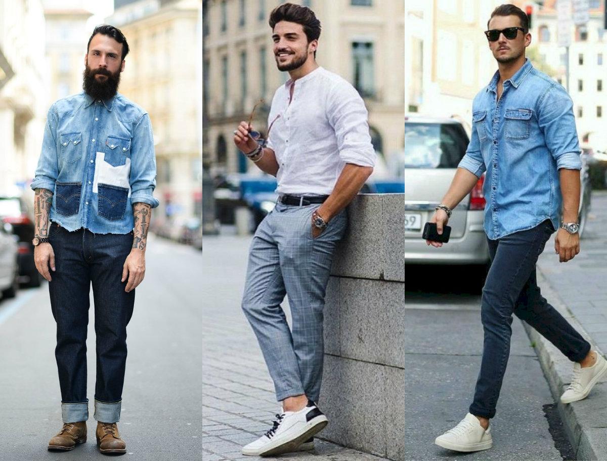 2ab34afb7e37c ... следить за своим внешним видом и подбирать гардероб в соответствии с  основными модными тенденциями. Например, в него стоит включить мужские  брюки 2019, ...