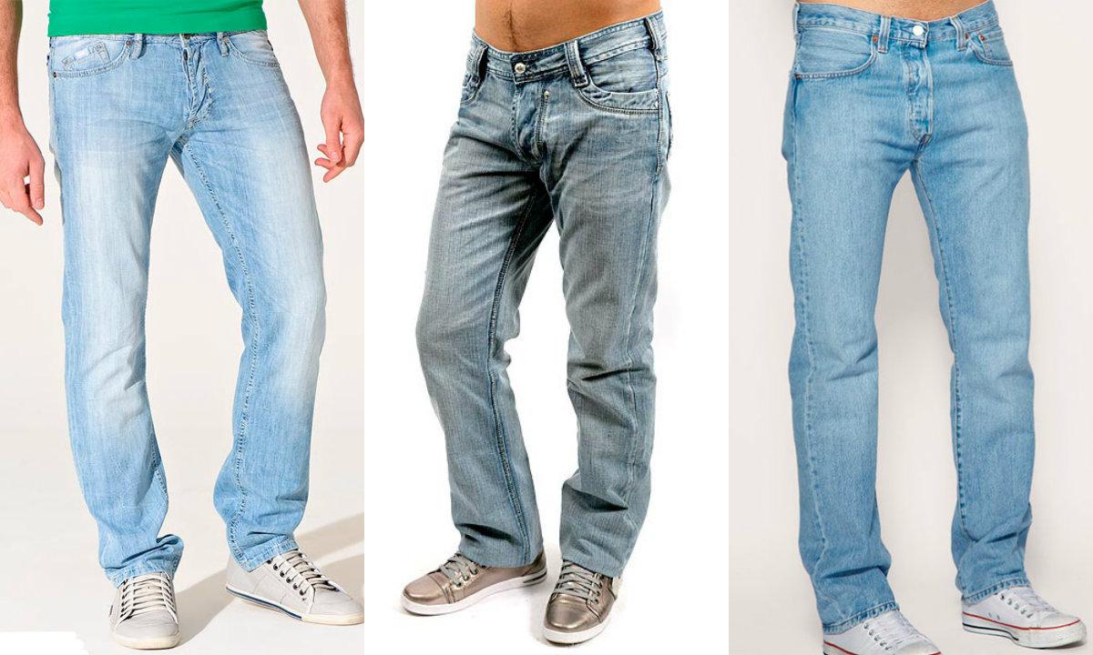 Мужские джинсы 2019: модели для лета